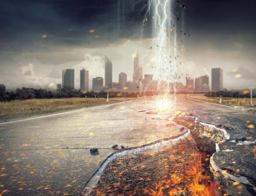 Romania si catastrofele naturale