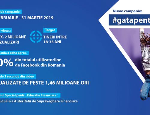 Millenials sunt #gatapentruVIATA