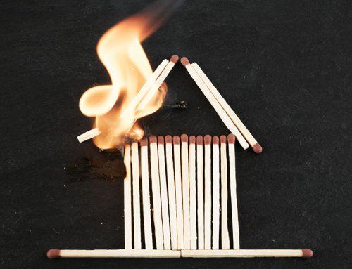 Aproape 7 din 10 romani declară ca incendiul este riscul care ii îngrijorează cel mai mult în legatura cu locuintele lor