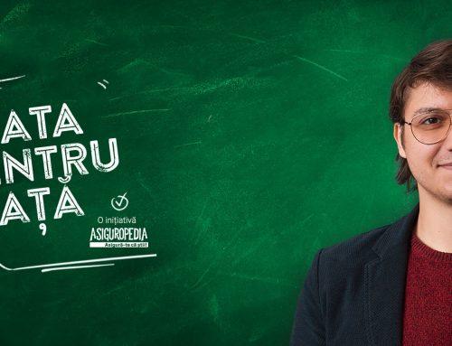 Campania #gatapentruVIATA